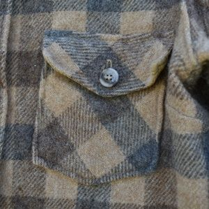 Woolrich Tops - WoolRich Woman Flannel Top